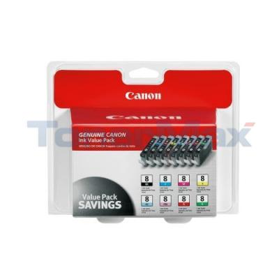CANON CLI-8 INK CART COLOR VALUE PACK